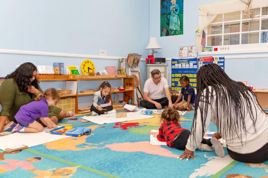 Preschool & Kindergarten Program